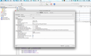 Xcode 3.2.6 on OS X 10.8 Mountain Lion